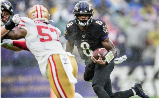 Super Bowl 54 odds: Lamar Jackson is likely to win the MVP title