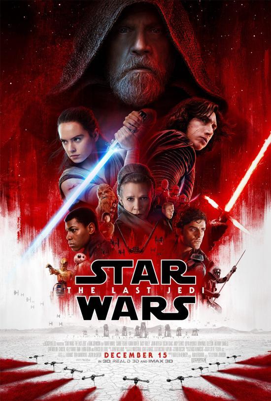 Film Review: Star Wars -The Last Jedi