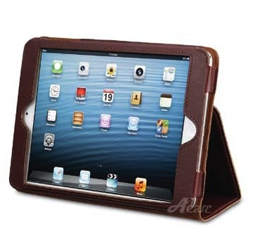 iPad Mini Case Made from Genuine Leather