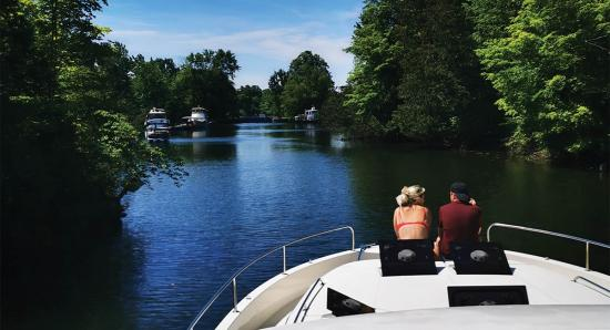 Add a LeBoat staycation to your 'Le Bucket List'