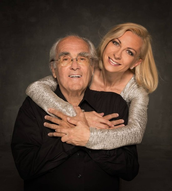 Michel Legrand and Natalie Dessay in concert at Centrepointe Theatre