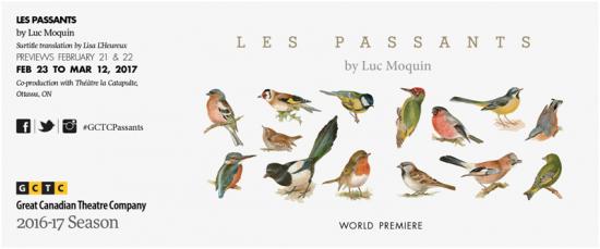 Les Passants: Navigating of human relationships feelings