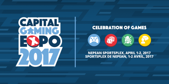Level-Up Your Weekend at the Capital Gaming Expo!