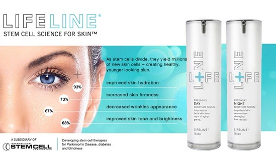 New Anti-Aging Product a Lifeline for Skin