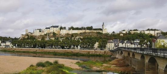 The Loire Valley — Medieval cities, vineyards, forests and delicious food