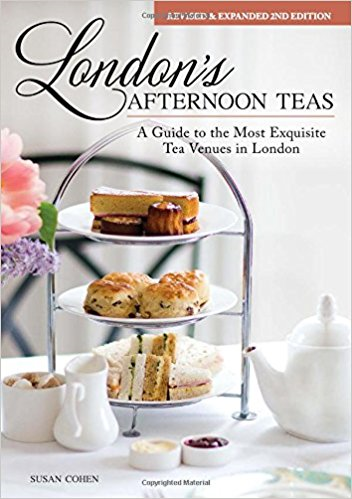 Book Review: London's Afternoon Teas