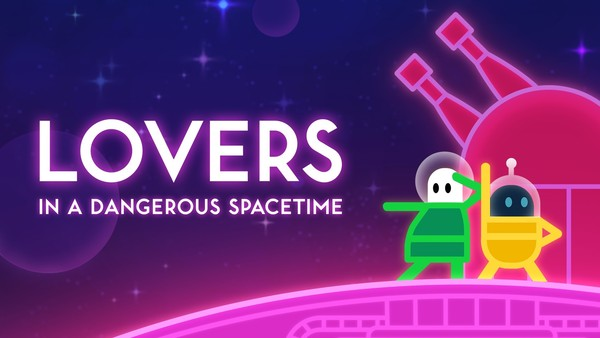 #OLMGamer: Lovers in a Dangerous Spacetime is an Explosion of Frustrating Cuteness