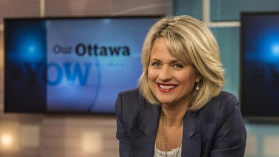 Lucy Van Oldenbarneveld Returns to CBC Ottawa After Cancer Treatment