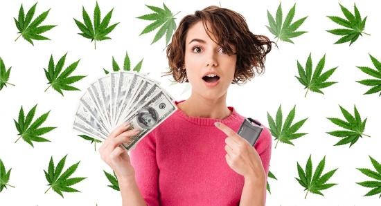 How I hacked the cannabis industry during Covid to make legal side cash
