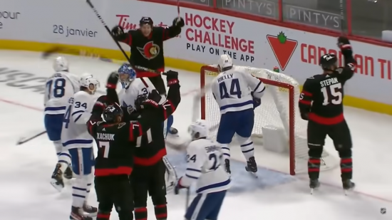 The NHL is back! And what a start to the season it was for the Sens.