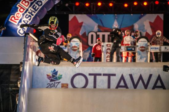 Red Bull Crashed Ice Lives Up to the Hype