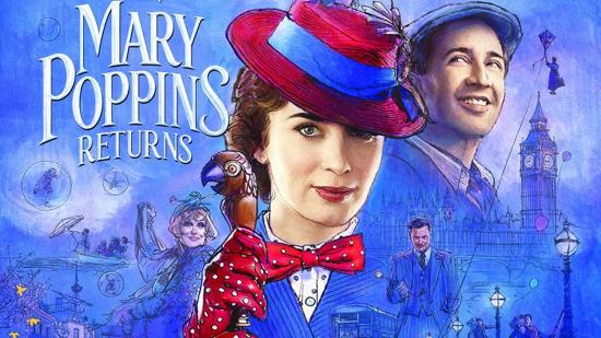 Film Review: Mary Poppins Returns