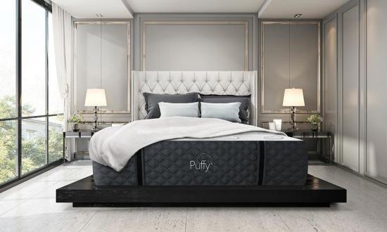 Puffy mattress reviews, puffy mattress, puffy lux mattress