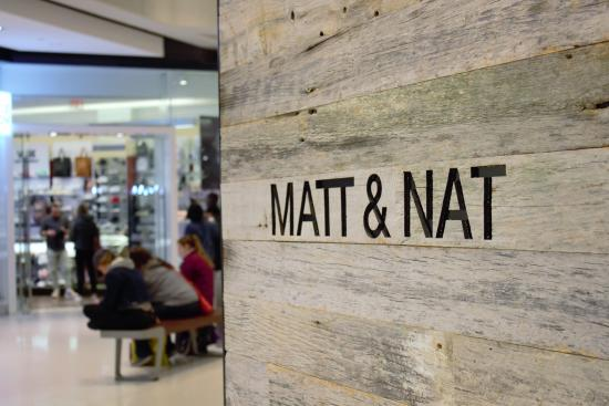 Matt & Nat Opens Rideau Centre Location