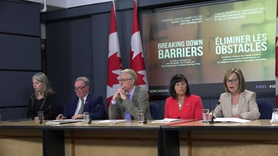 The Dawning of a New Age for Persons with Disabilities in Canada