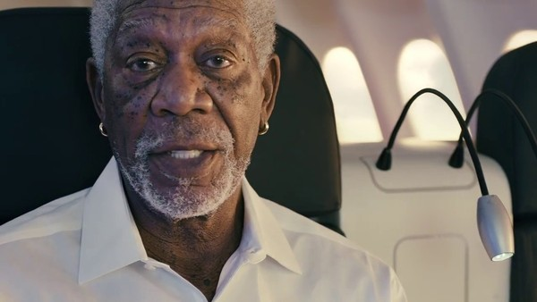 Turkish Airlines Launches New Commercial Starring Oscar-winner actor Morgan Freeman
