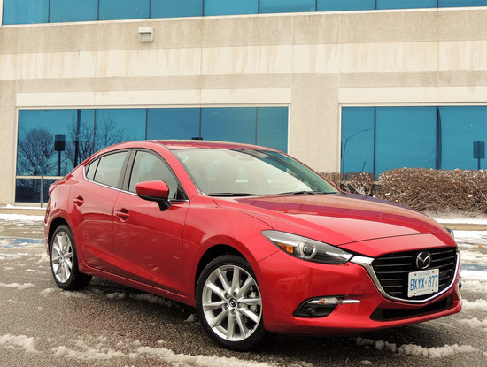 "Mazda Still Delivers ""Zoom-zoom"" in its Popular Compact"