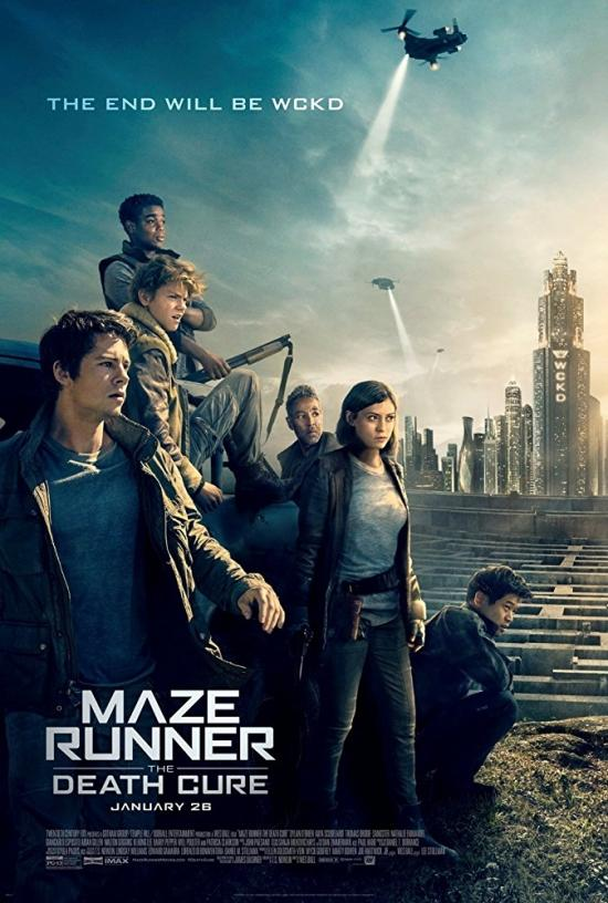 Film Review: Maze Runner