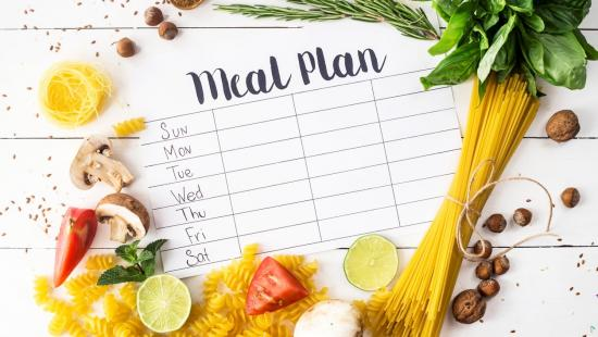 Meal planning: the key to reducing stress and eating healthy