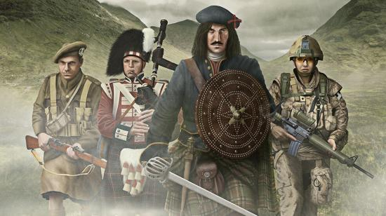Broadswords and bagpipes: Meet the Highland Warriors at new Canadian War Museum exhibit