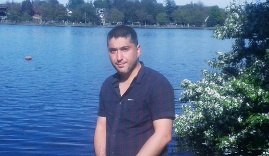 Local techie Melad Ahmadzai runs computer-fixing business