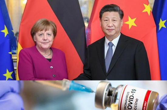 China's President Xi and German Chancellor Merkel call for cooperation on COVID-19 vaccines as Canada fumbles