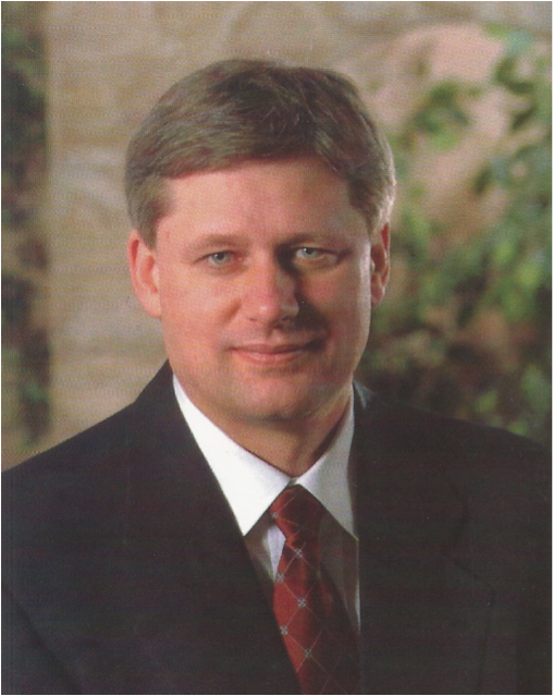 """In Opposition Against """"a Phantom Prime Minister"""": An Interview with Stephen Harper"""