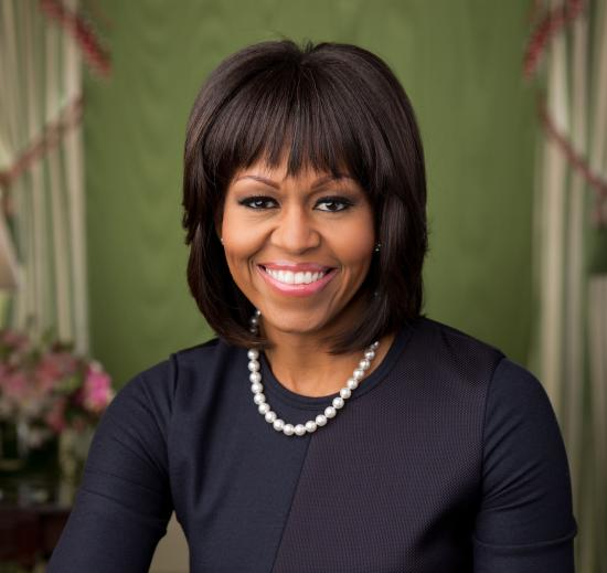 Michelle Obama Inspires the Nation's Capital