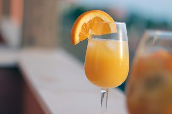 Five Ways to Shake Up Your Morning Mimosa