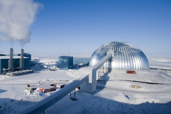 Tapping into Arctic Gold