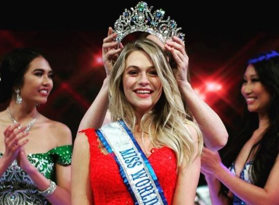 Ottawa's Cynthia Menard Wins Miss World Canada