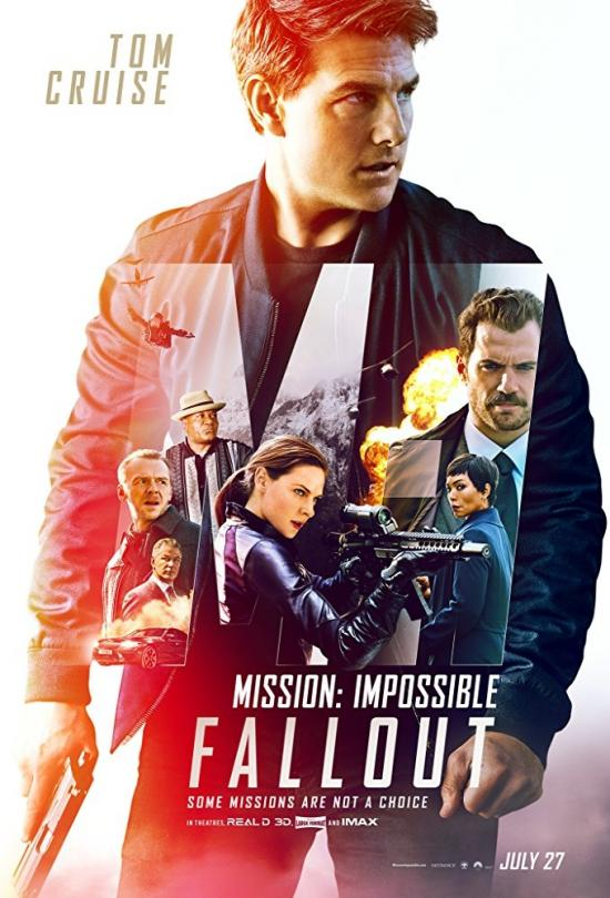Film Review: Mission: Impossible - Fallout
