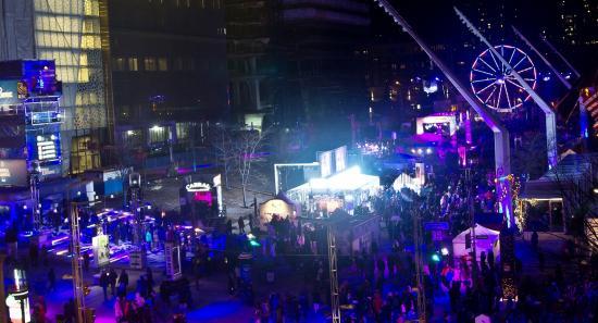 Montréal Heats Up the Winter Months