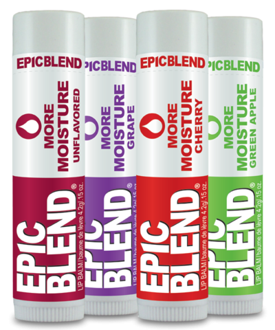 Epic Blend: Protecting Your Lips The Natural Way