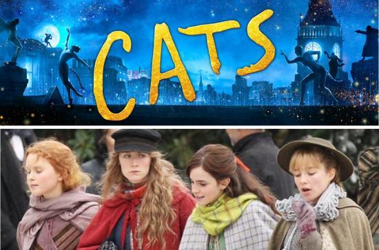 Firlm Reviews: Cats & Little Women