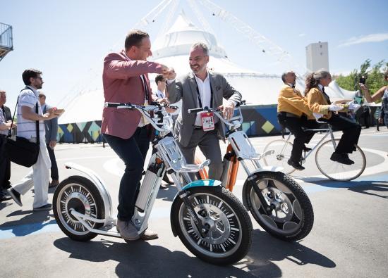 Movin' On drives big ideas on sustainability