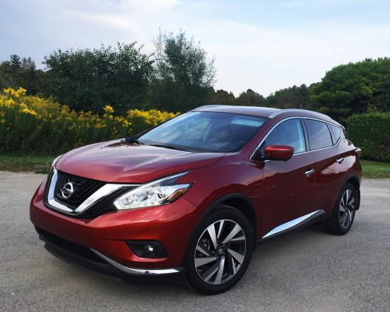 Murano woos buyers with cutting-edge style and tech