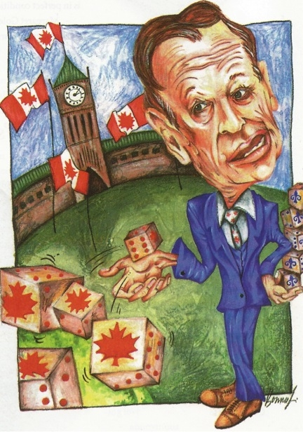 National Perspective: Chretien Rolls the Constitutional Dice