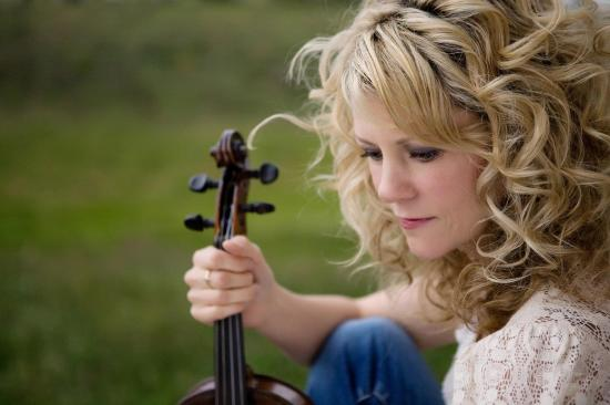 Natalie MacMaster is Still at Home on Stage + TICKET GIVEAWAY