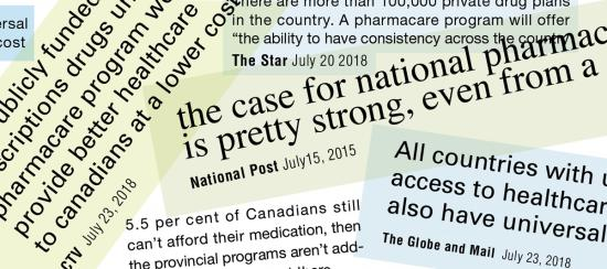 National Pharmacare simply makes cents