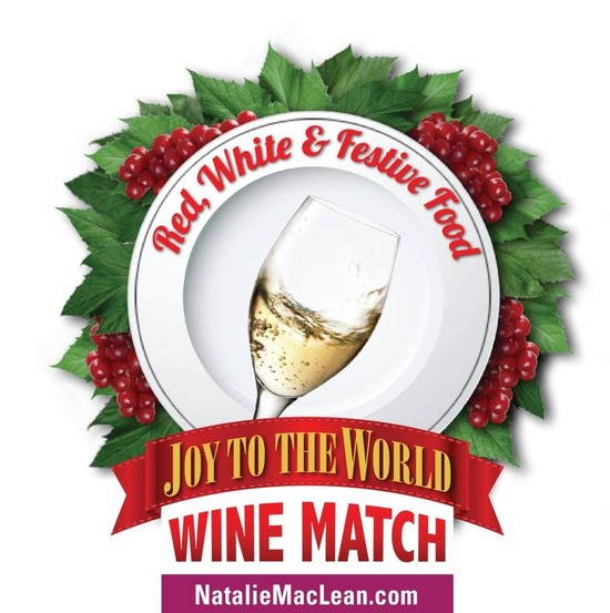 "Cast Your Vote in the ""Joy to the World Holiday Wine Match"""
