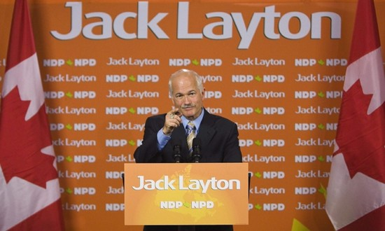 Remembering Jack Layton: 1950 – 2011