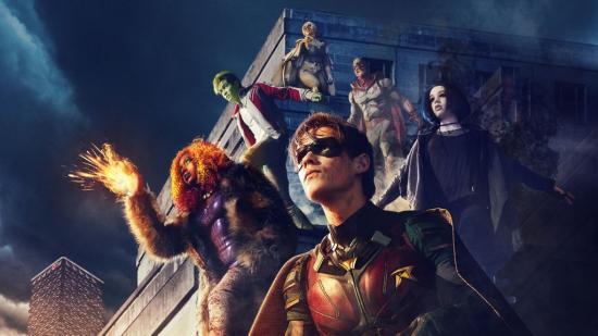 Remembering (Kinda) The Titans