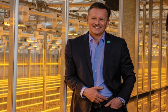Nick Davies on HEXO's Multibillion-Dollar Global Ambitions
