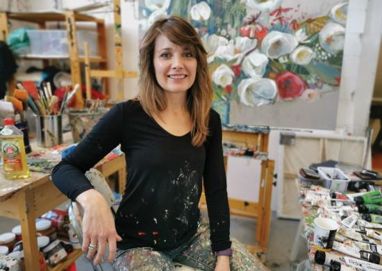 Naturally beautiful: The art of Nicole Allen