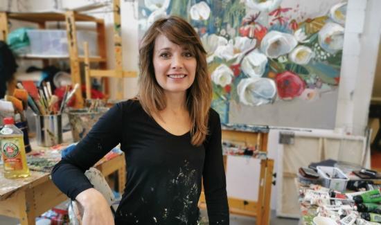 Naturally beautiful: the art of Nicole Allen