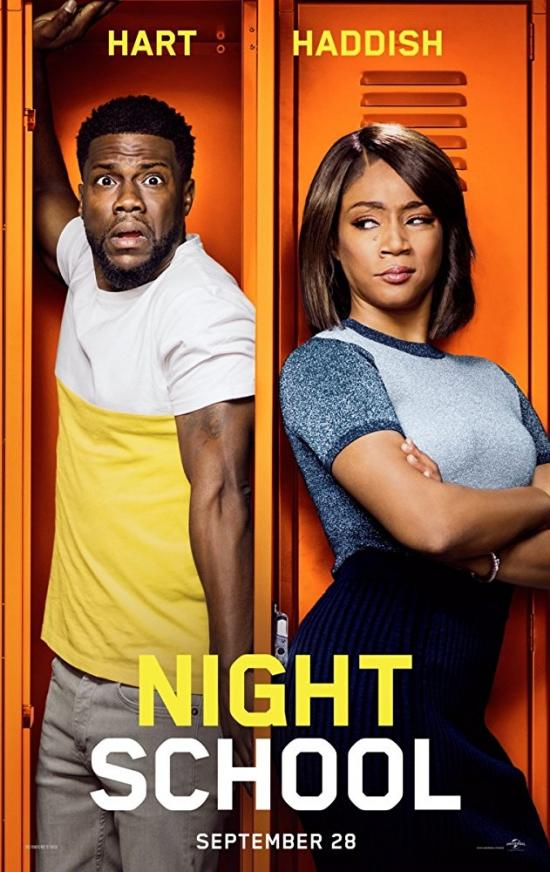 Film Review: Night School