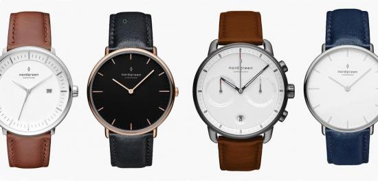 Nordgreen's exceptional vintage-looking watches are timeless