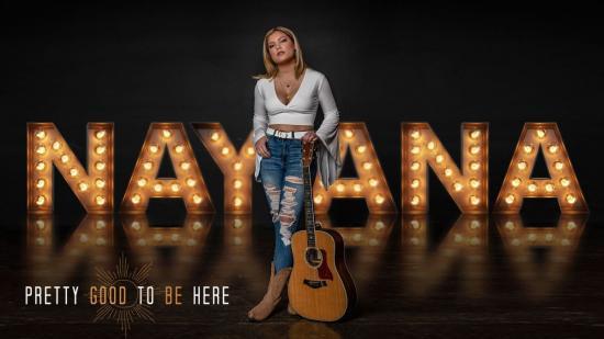 Ottawa country star Nayana: Pretty Good To Be Here