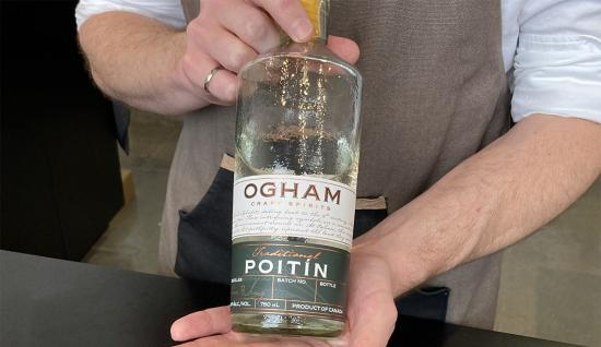 Kanata's Ogham makes a spirited entry into the local distilled liquor market